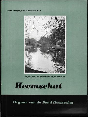 Heemschut - Tijdschrift 1924-2018 1959
