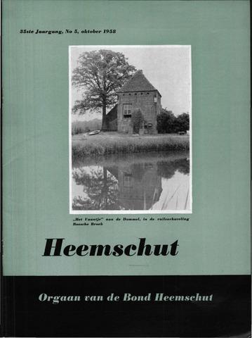 Heemschut - Tijdschrift 1924-2018 1958-10-01