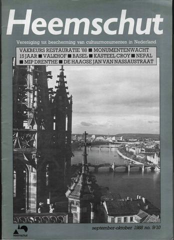 Heemschut - Tijdschrift 1924-2018 1988-09-01