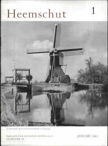 Heemschut - Tijdschrift 1924-2018 1963