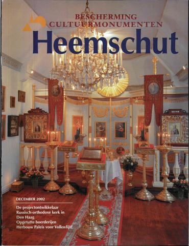 Heemschut - Tijdschrift 1924-2018 2002-12-06