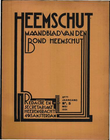 Heemschut - Tijdschrift 1924-2018 1931-05-01