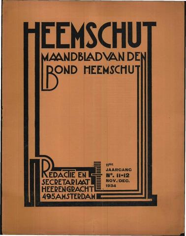 Heemschut - Tijdschrift 1924-2018 1934-11-01