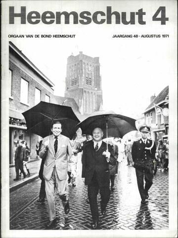 Heemschut - Tijdschrift 1924-2018 1971-08-01