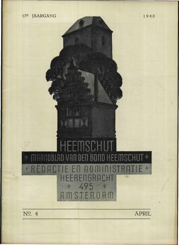 Heemschut - Tijdschrift 1924-2018 1940-04-01