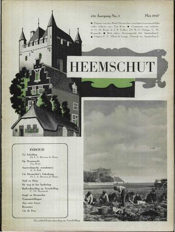 Heemschut - Tijdschrift 1924-2018 1947-02-01