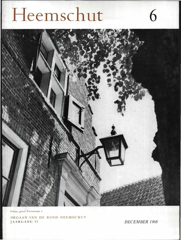 Heemschut - Tijdschrift 1924-2018 1968-12-01