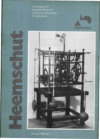Heemschut - Tijdschrift 1924-2018 1983-01-01