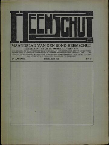 Heemschut - Tijdschrift 1924-2018 1927-12-01