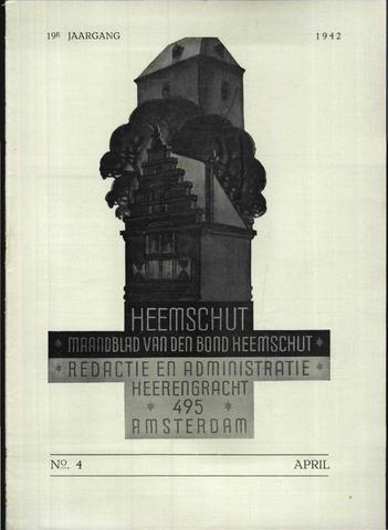 Heemschut - Tijdschrift 1924-2018 1942-04-01