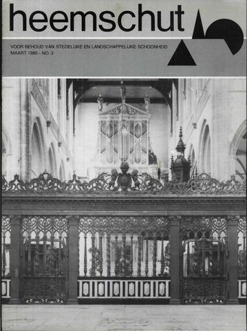 Heemschut - Tijdschrift 1924-2018 1980-03-01