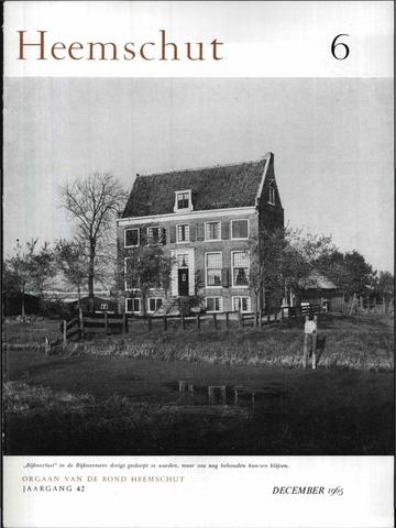 Heemschut - Tijdschrift 1924-2018 1965-12-01