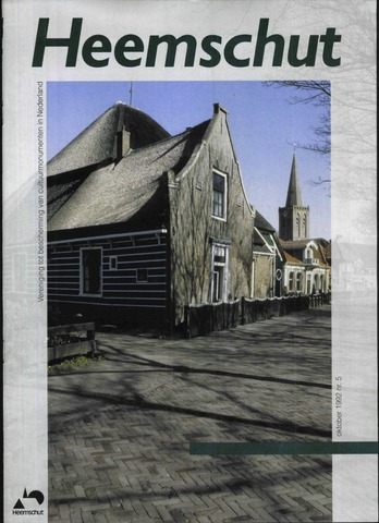 Heemschut - Tijdschrift 1924-2018 1992-10-01