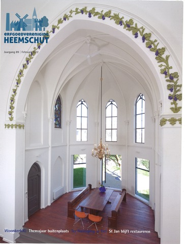 Heemschut - Tijdschrift 1924-2018 2012-03-01