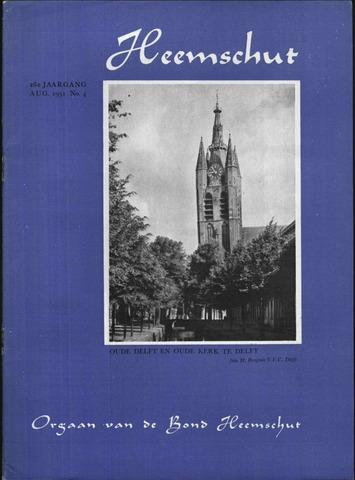 Heemschut - Tijdschrift 1924-2018 1951-08-01