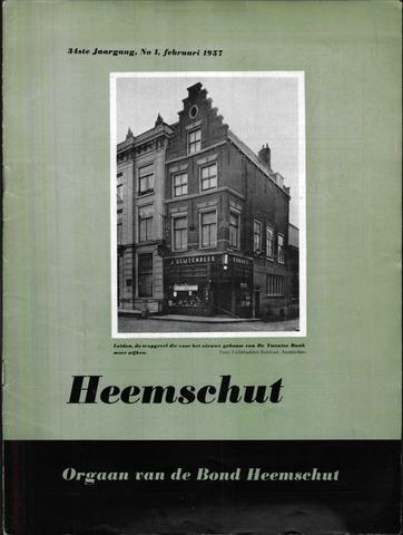 Heemschut - Tijdschrift 1924-2018 1957