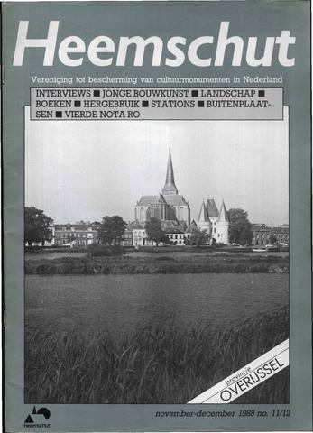 Heemschut - Tijdschrift 1924-2018 1988-11-01