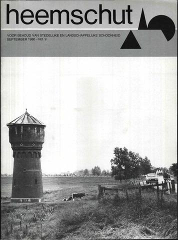 Heemschut - Tijdschrift 1924-2018 1980-09-01