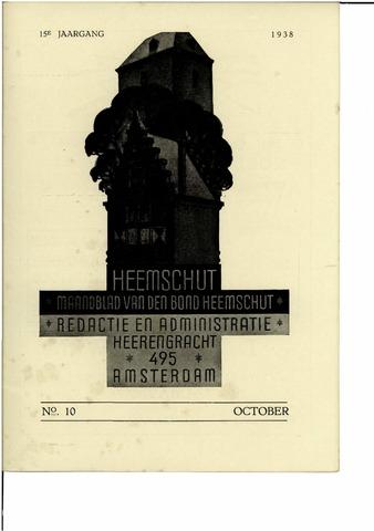 Heemschut - Tijdschrift 1924-2018 1938-10-01