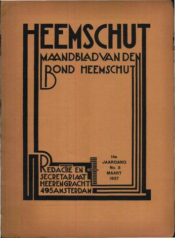 Heemschut - Tijdschrift 1924-2018 1937-03-01