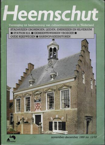 Heemschut - Tijdschrift 1924-2018 1989-12-01