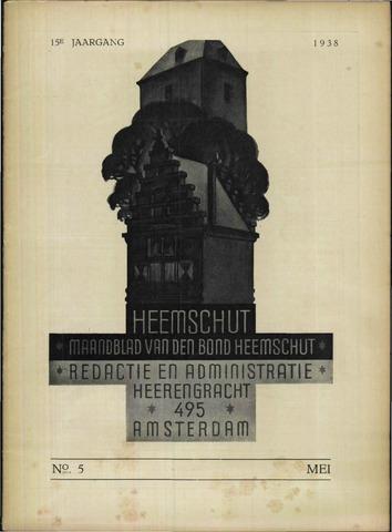 Heemschut - Tijdschrift 1924-2018 1938-05-01