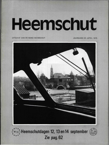Heemschut - Tijdschrift 1924-2018 1975-04-01