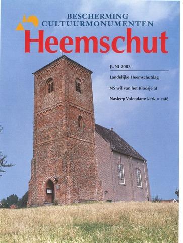 Heemschut - Tijdschrift 1924-2018 2003-06-03