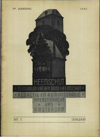 Heemschut - Tijdschrift 1924-2018 1942-01-01