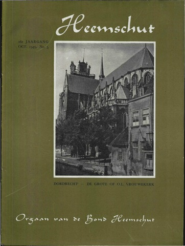 Heemschut - Tijdschrift 1924-2018 1949-10-01