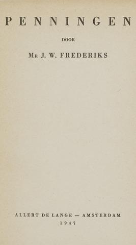 Heemschutserie - Boekje 1941-1954 1947-07-01