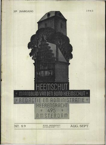 Heemschut - Tijdschrift 1924-2018 1943-08-01