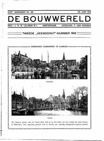 Bouwwereld 1918-1923 1919-06-25