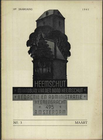 Heemschut - Tijdschrift 1924-2018 1941-03-01