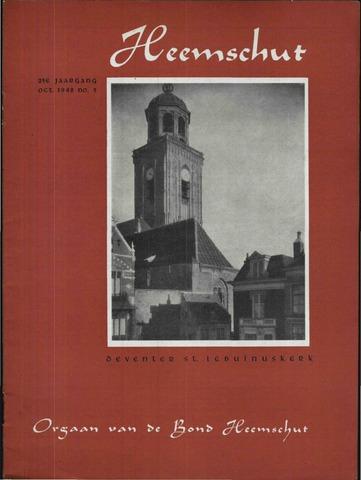 Heemschut - Tijdschrift 1924-2018 1948-10-01