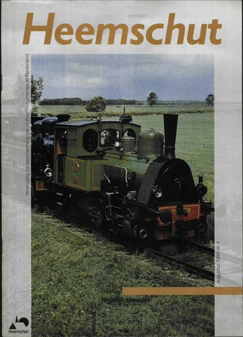 Heemschut - Tijdschrift 1924-2018 1990-08-01