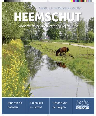 Heemschut - Tijdschrift 1924-2018 2013-03-01