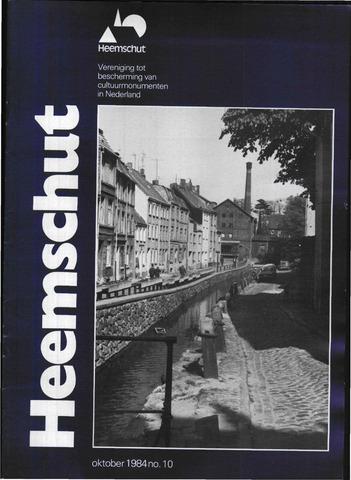 Heemschut - Tijdschrift 1924-2018 1984-10-01