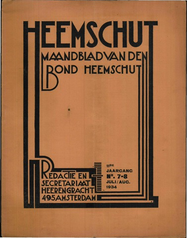 Heemschut - Tijdschrift 1924-2018 1934-07-01