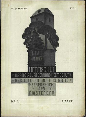 Heemschut - Tijdschrift 1924-2018 1943-03-01