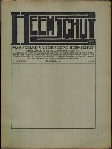Heemschut - Tijdschrift 1924-2018 1928-11-01