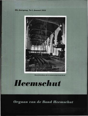 Heemschut - Tijdschrift 1924-2018 1955-02-01