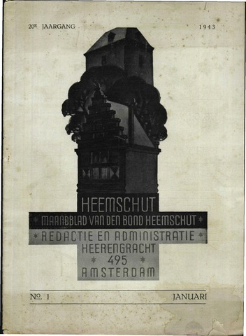 Heemschut - Tijdschrift 1924-2018 1943-01-01