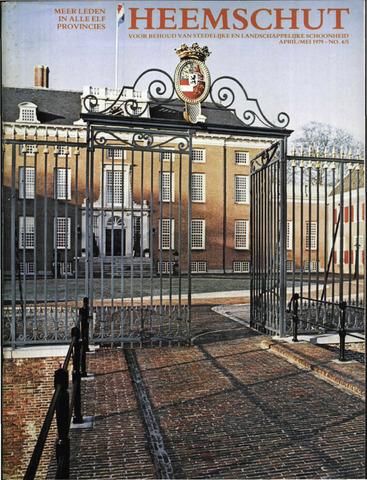 Heemschut - Tijdschrift 1924-2018 1979-05-01