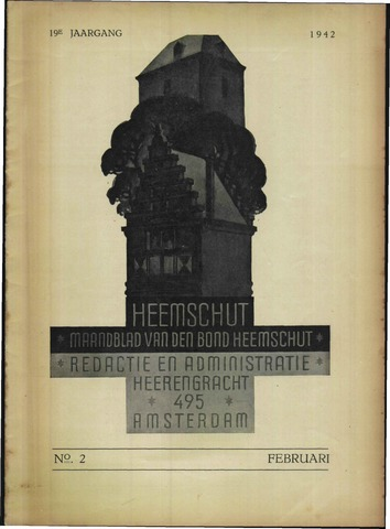 Heemschut - Tijdschrift 1924-2018 1942-02-01