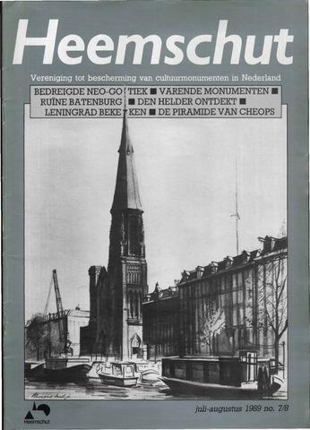 Heemschut - Tijdschrift 1924-2018 1989-08-01