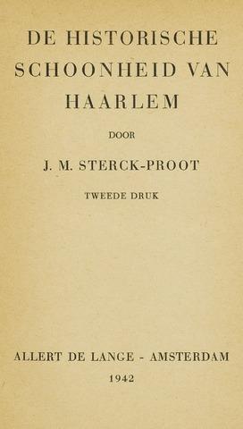 Heemschutserie - Boekje 1941-1954 1942-01-01
