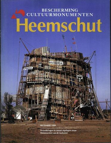Heemschut - Tijdschrift 1924-2018 1999-12-01
