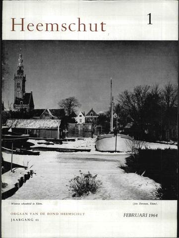 Heemschut - Tijdschrift 1924-2018 1964
