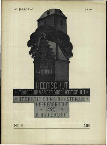 Heemschut - Tijdschrift 1924-2018 1939-05-01
